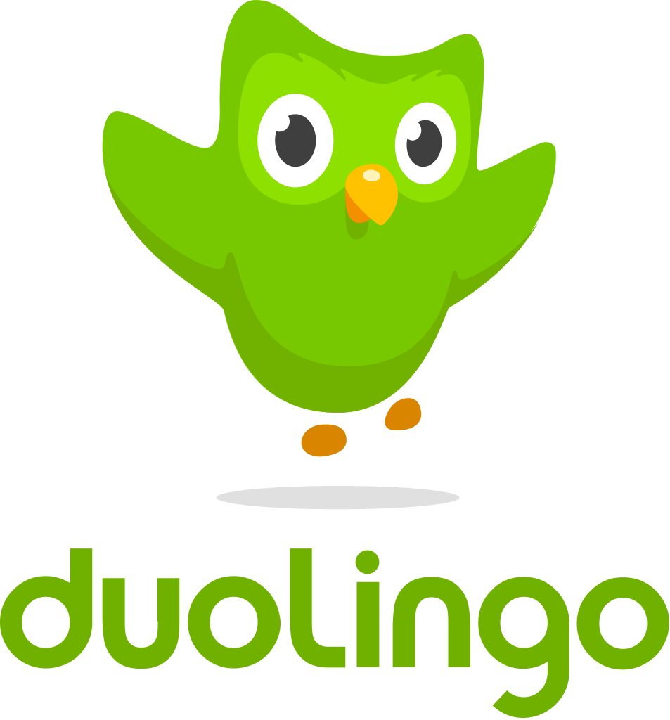 Click me to start DuoLingo